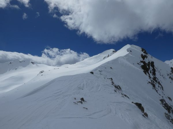 Ski de randonnnée : Giglistock 2900