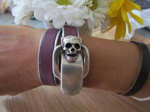 Je confectionne un bracelet à offrir !