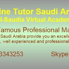 Math Tuition in Saudi Arabia