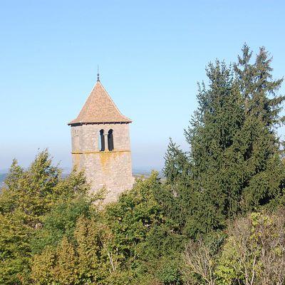 Clocher du prieuré