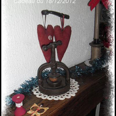 Calendrier de l'avent du 18/12/2012