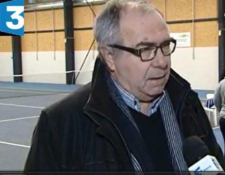 Le TC Thann sur France 3 Alsace