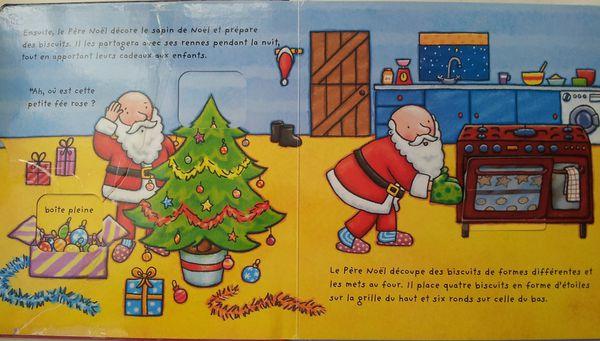 Le voyage du Père Noël. Kait Eaton (Dès 1 an)