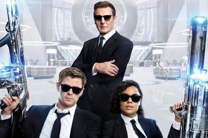 MEN IN BLACK INTERNATIONAL, PREMIERE BANDE-ANNONCE !