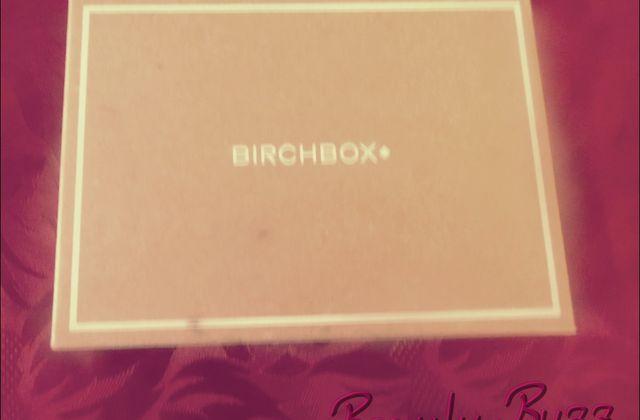 Birchbox : Octobre