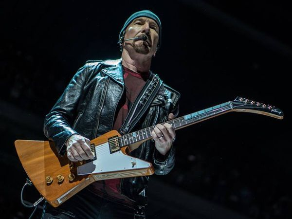 U2 -Copenhague -Danemark 29/09/2018 -Royal Arena