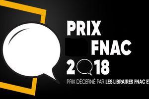Prix du roman FNAC 2018 :  La FNAC dévoile les 32 romans en lice