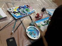 Ateliers d'arts plastiques adultes et enfants  à Cuges -Les-Pins 2019-2020