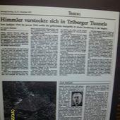 Où Mr Nöel Jean croise la piste de Himmler - LES VOIVRES 88240
