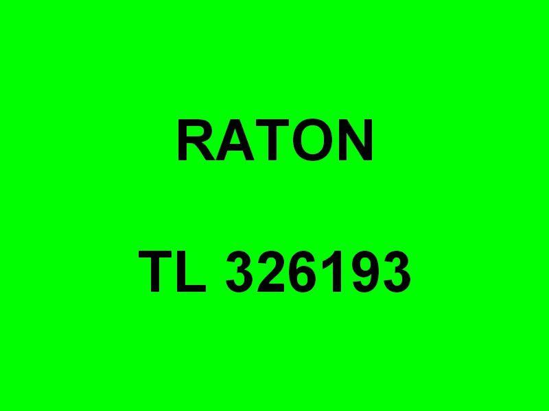 RATON  , TL 326193