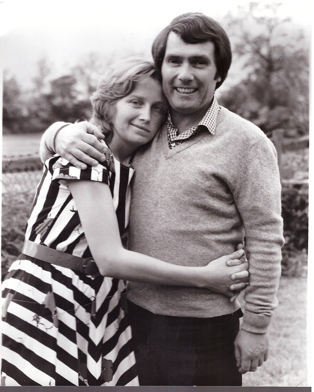 Photo de Presse Fiona Brothers and Husband Keith