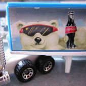 CAMION KENWORTH K100 COCA COLA MATCHBOX 1/90 - car-collector.net