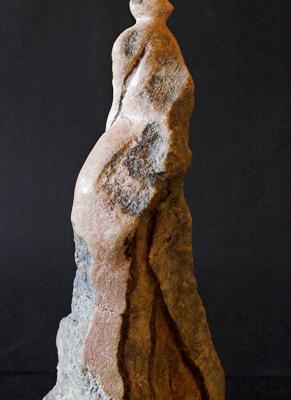SCULPTURE-AUSSI -Trésor de garrigues © -896/1001