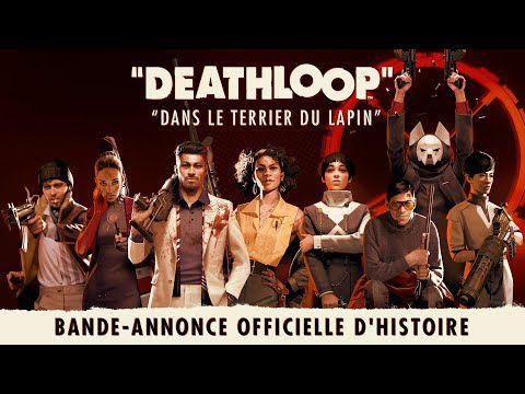 [ACTUALITE] Deathloop - Une nouvelle vidéo de gameplay dévoilée durant le PlayStation Showcase