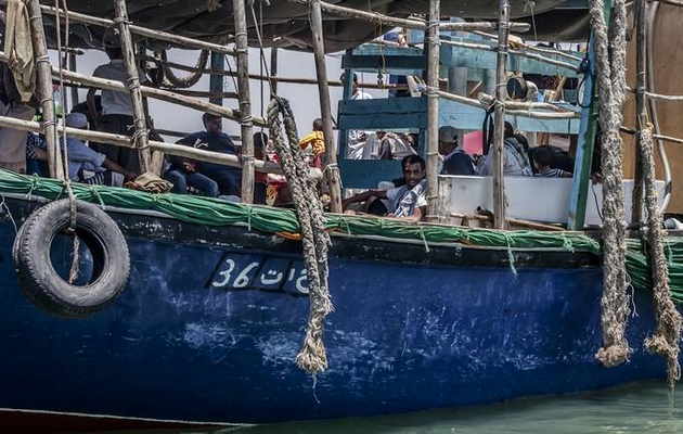 34 dead after boat carrying migrants capsizes off Djibouti