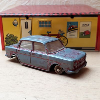 Dinky Toys - Simca 1000 - restauration