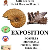 Sortir en Charente - Exposition de Minéraux à Saint Claud