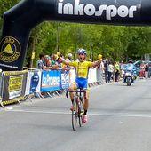 Tour de Haute-Provence : Adne Van Engelen s'impose à Villeneuve - Haute Provence Info
