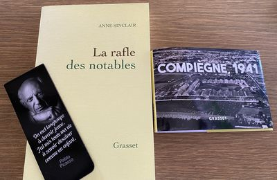 La rafle des notables Anne Sinclair.