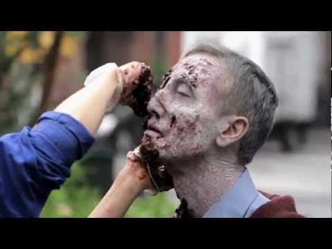 Quand les zombies débarquent dans les rues de New-York...