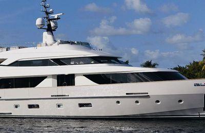 Yachting - croissance de chiffre d'affaires de 27% pour l'Italien Sanlorenzo