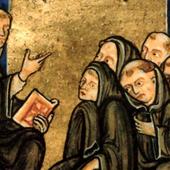 Vu du Moyen Âge : Apprends ou va-t-en !