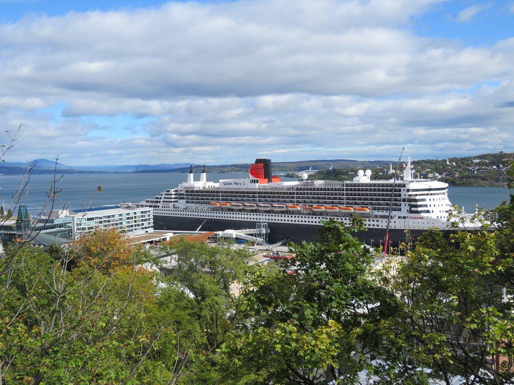 Voyage au Canada...... De  Québec au Fjord de Saguenay ( jours 5 et 6)