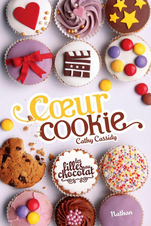 Les filles au chocolat - Tome 6 - Coeur cookie de Cathy Cassidy ♪ Lean on/Lean on me ♪
