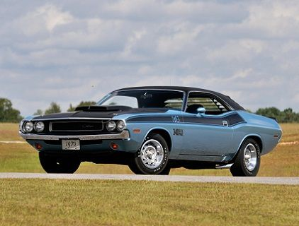 1970 / 1971 Dodge Challenger T/A 340 Six Pack