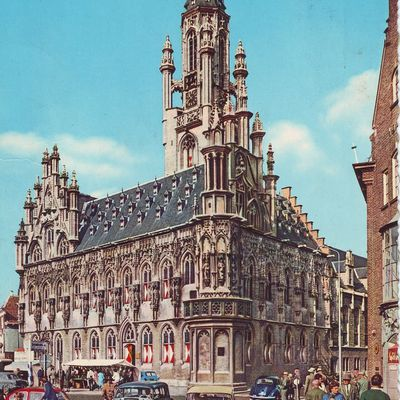 Middelbourg - Pays-Bas