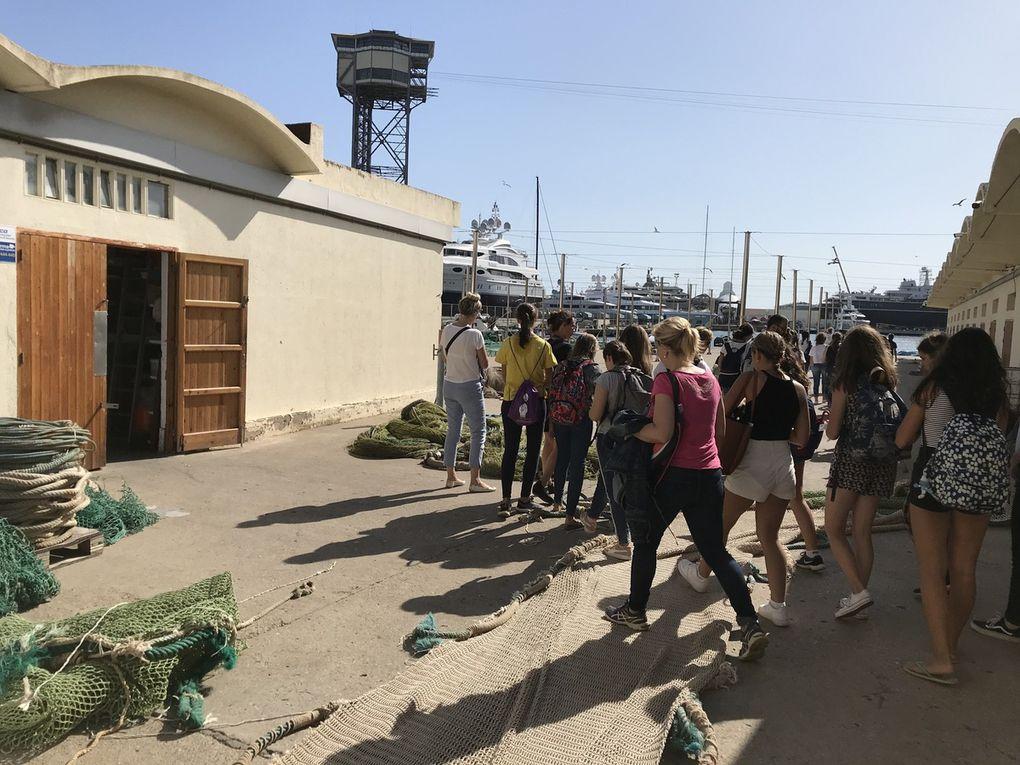 SMESP19 Humanity- Barcelona- Fishing Port