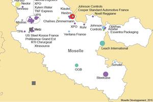 A propos des Etats-Unis ... zoom sur les relations économiques de la Moselle avec ce pays