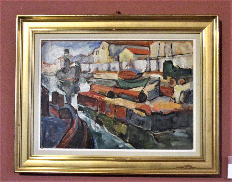 Sète, quai d'Alger - Roger Raissac, n.d.