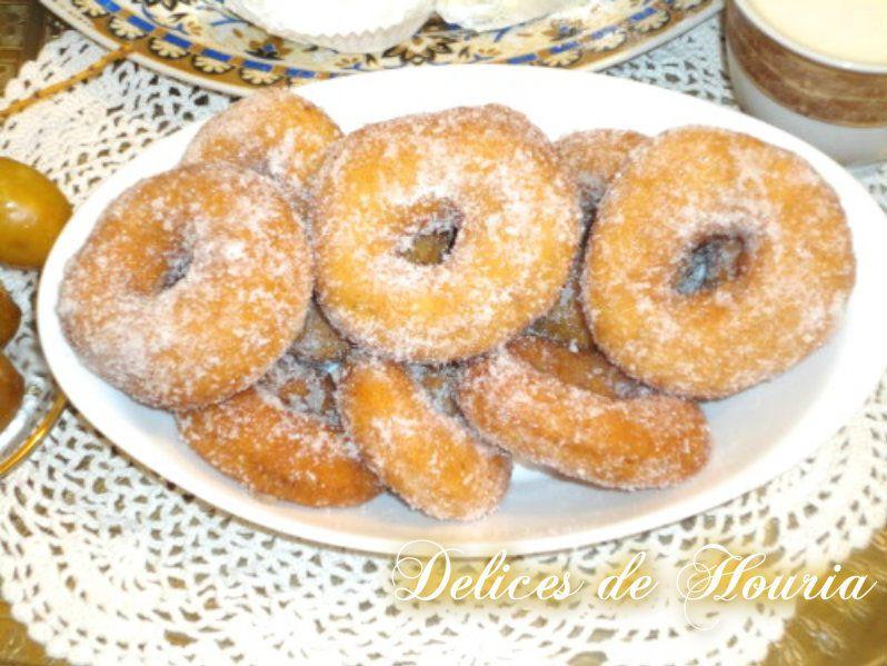 Sfenj, Beignet, Donuts à la marocaine