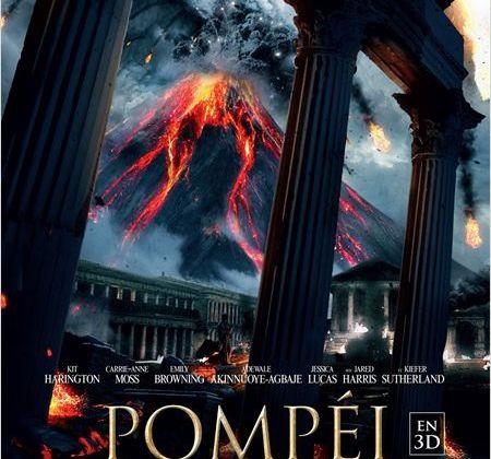 Critique Ciné : Pompéi, le volcan gronde
