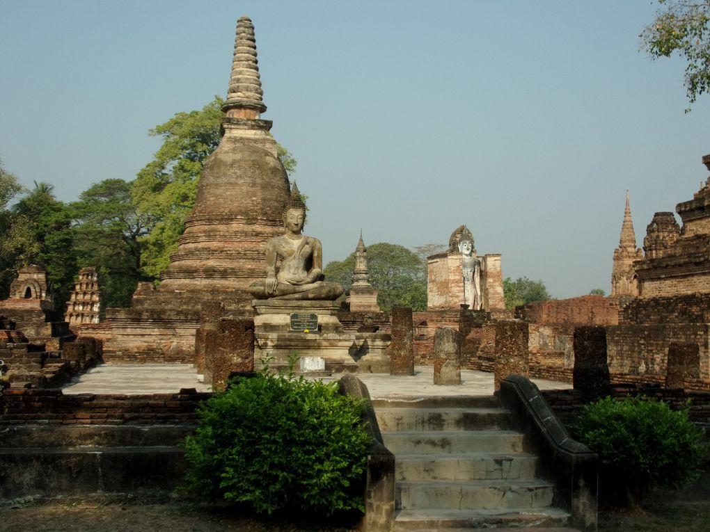 Voyage en Thaïlande : Les merveilles de Sukhothai et la route de Chiang Rai