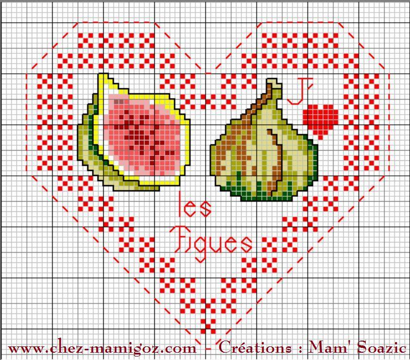 Coeurs Valentin Figues savoureuses : face A