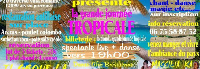 18/06/16 - Grande journée tropicale - Aix en Provence