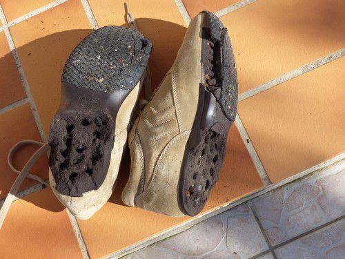 J'avais trouvé chaussure à mon pied