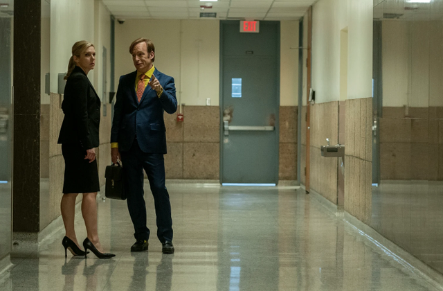 Critiques Séries : Better Call Saul. Saison 5. Episode 2.