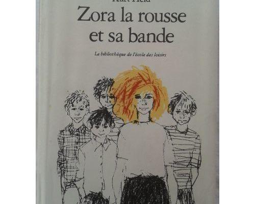 Zora la Rousse : Un classique de la littérature pour enfants