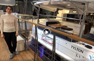 First look around the new Lagoon 46