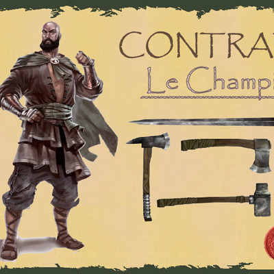 Assassin's Creed Revelations : Le Champion