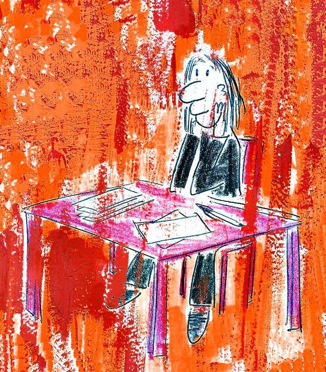 Photographies, dessins, peintures, musiques, portraits, reportages, histoires, littérature, écriture, délirs, voici une petite partie du monde de Didier