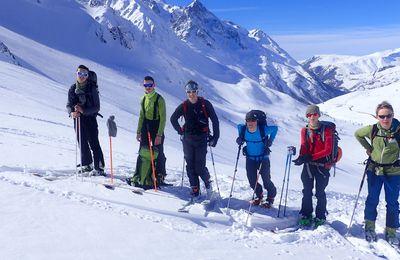 Ski de rando dans le Queyras