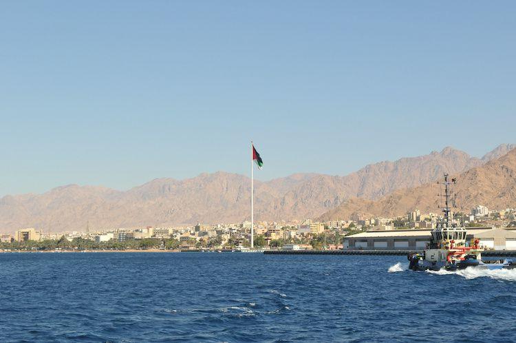 La mer morte, Madaba, le mont Nébo, Kerak, Aqaba, Amman