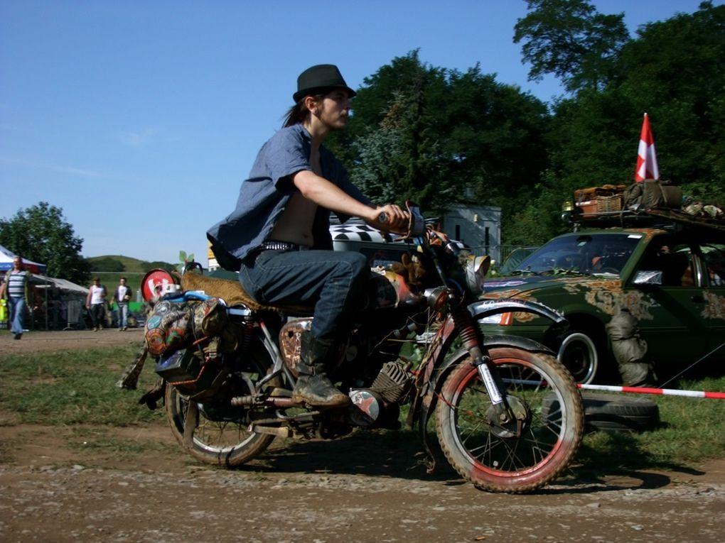 So war Rust´n Roll 2011 in Pößneck