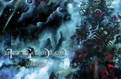 Chronique du Nouvel Album de THE GREAT OLD ONES «COSMICISM»