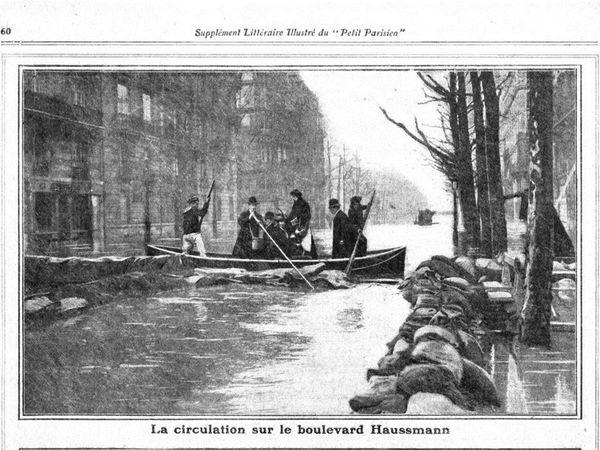 Mémoires : Le BHV à travers l'Histoire  n°22  1910