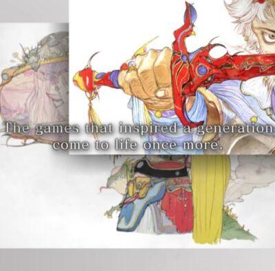 FINAL FANTASY Pixel Remaster redonne vie à FINAL FANTASY I à VI sur STEAM et Mobiles